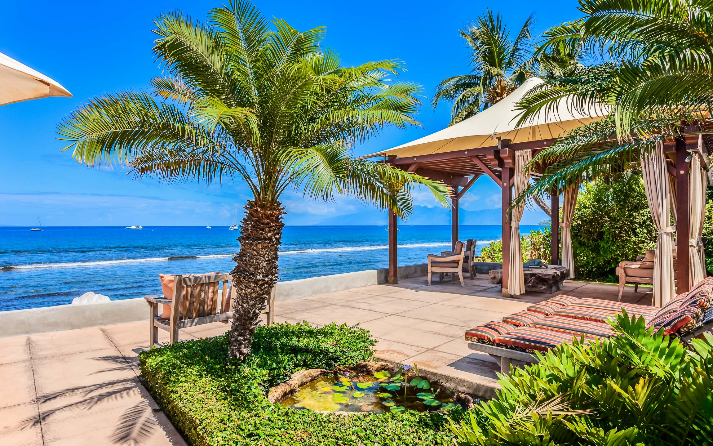 Turtle Beach Villa Maui Luxury Retreats Enjoy The Adventure